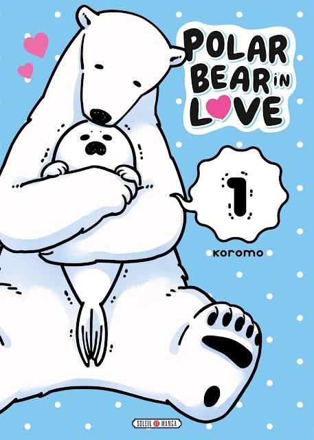 Livre Polar Bear in Love L'Agenda Mensuel - Mars 2019