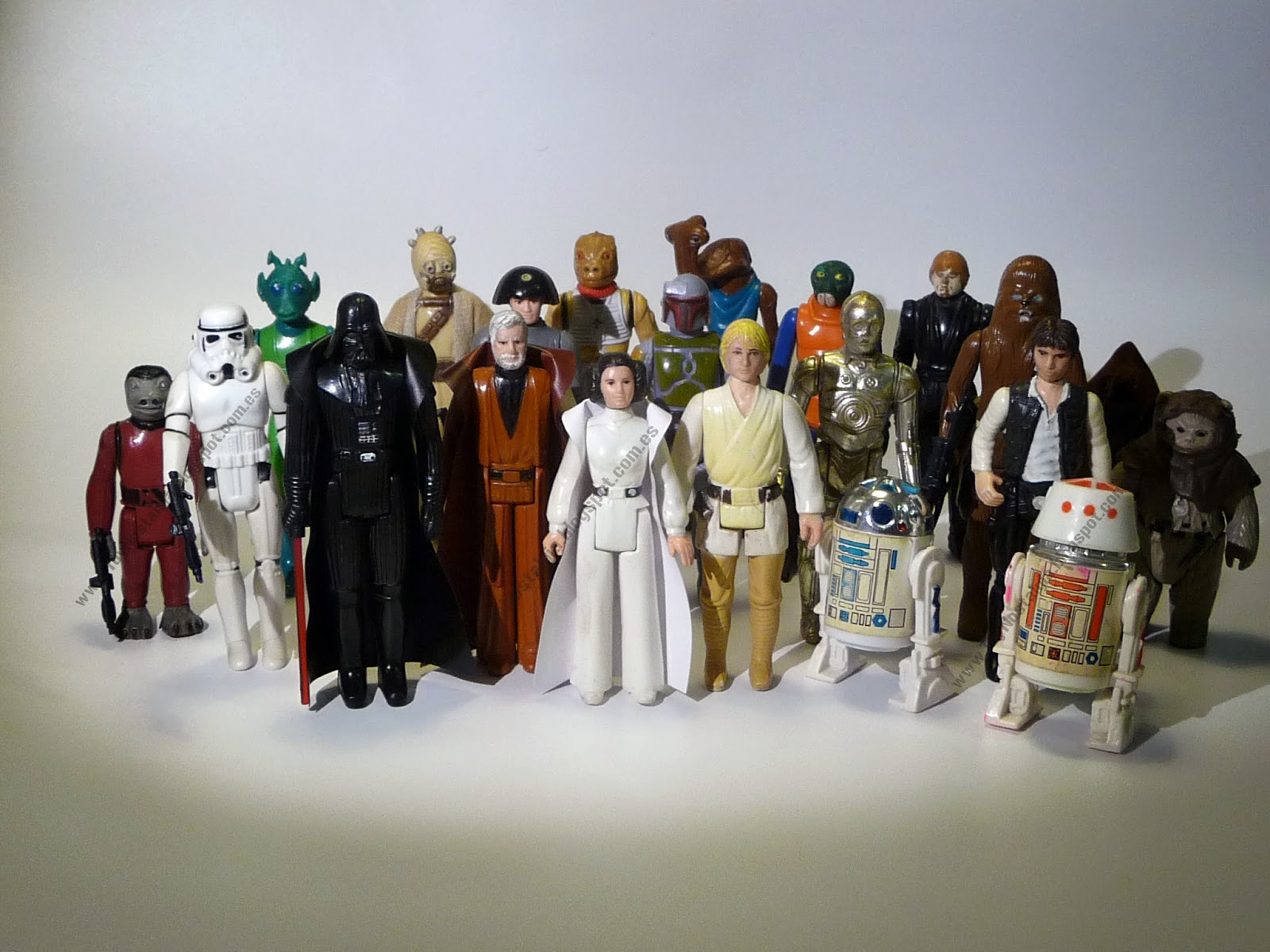 Star Wars Vintage Toys : Toynostalgia star wars kenner