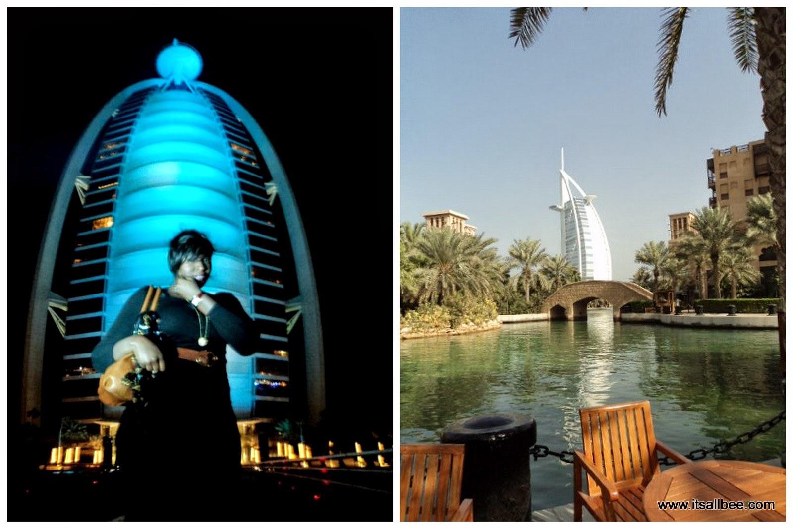 Dubai | A Visual Diary - Dubai Marina Burj AL Arab High Tea