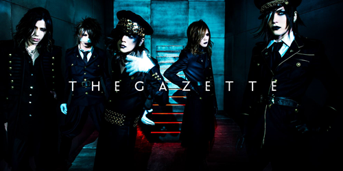 DOGMA é o novo álbum do the GazettE!