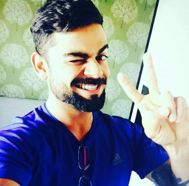 Virat Kohli selfie Wallpapers