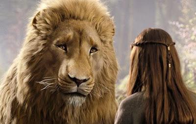 Aslan, león de las Crónicas de Narnia