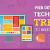 Web Development Technology Trends to watch out for in 2017