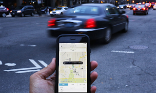 Waymo and Uber