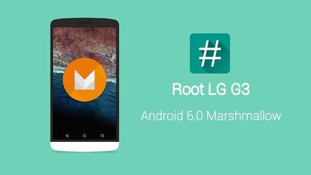 شرح عمل روت و ريكفري معدل لهاتف LG G3 اندرويد مارشميلو