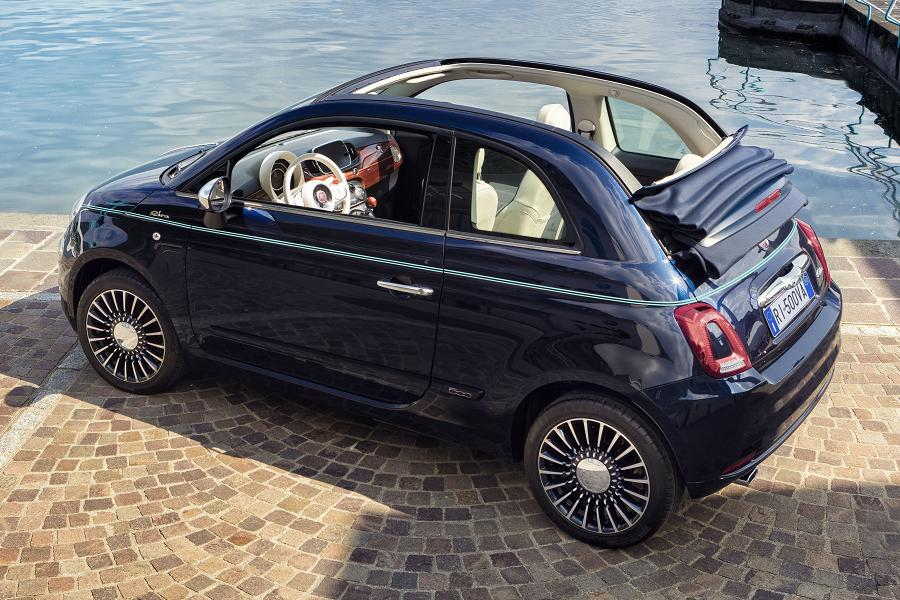 fiat 500 riva launched types cars. Black Bedroom Furniture Sets. Home Design Ideas
