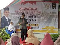 Sampaikan Sosialisasi 4 Pilar, Tifatul: Jadikan Momen Sumpah Pemuda Sebagai Perekat Bangsa