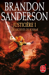 Couverture du livre Justicière 1