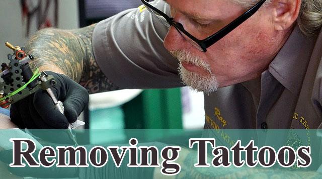 cara menghapus tato sampai benar-benar hilang