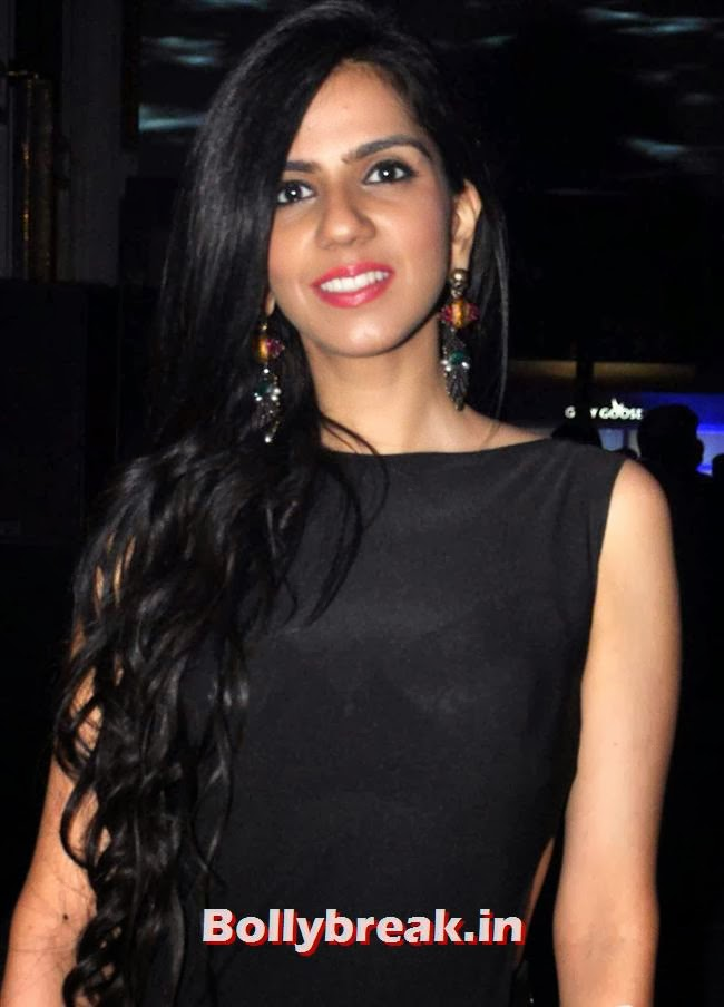 Nishka Llla, Bollywood Celebs Sizzle at Grey Goose Style Du Jour 2013