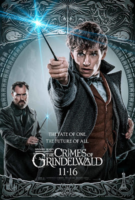 Fantastic Beasts The Crimes of Grindelwald 2018 Dual Audio HDCAM 400Mb