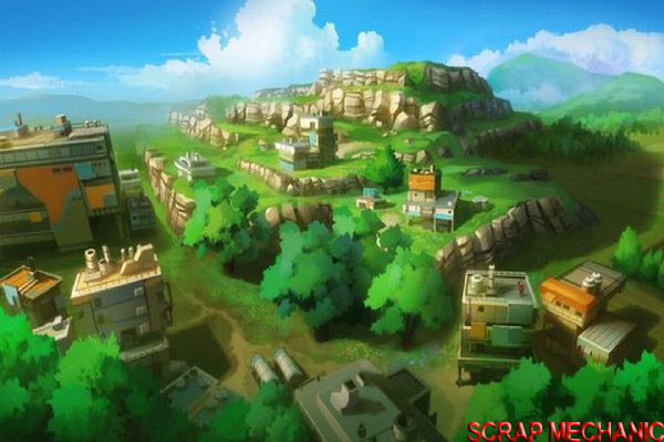 SCRAP MECHANIC PC GAME FREE DOWNLOAD