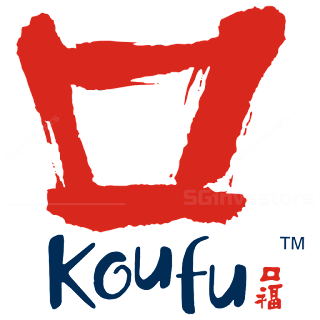 KOUFU GROUP LIMITED (VL6.SI) @ SG investors.io