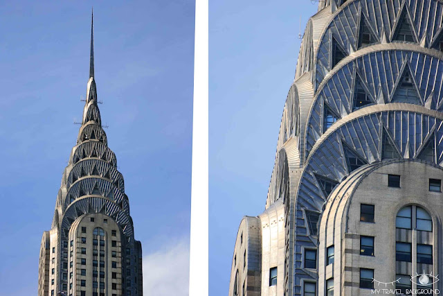 My Travel Background : Une semaine à New York - Chrysler Building