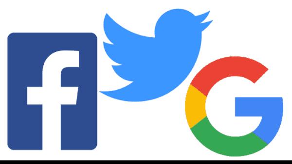 Critican a Facebook y Twitter por políticas de privacidad
