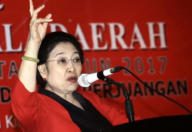 Bicara Demo 4 November, Megawati : Islam Kok Gitu, Siapa yang Ngajari?