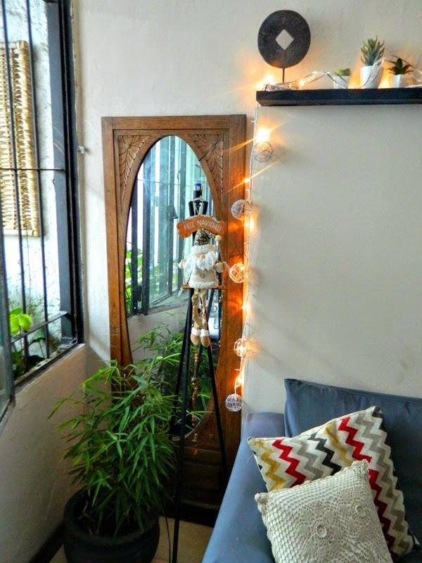 Guirnalda de luces navideñas