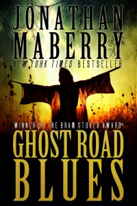 Portada de Ghost Road Blues, de Jonathan Maberry