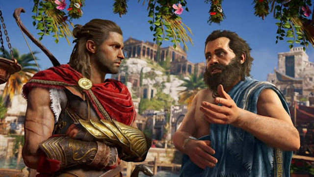 إصدار Assassin's Creed: Odyssey يحقق أفضل إطلاق في تاريخ السلسلة و هذه أهم التفاصيل ..