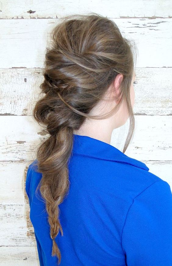 4 Unique Hairstyles We're Loving Right Now
