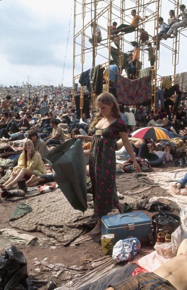 fotos ineditas woodstock 15 - Fotos inéditas Woodstock pela Revista LIFE
