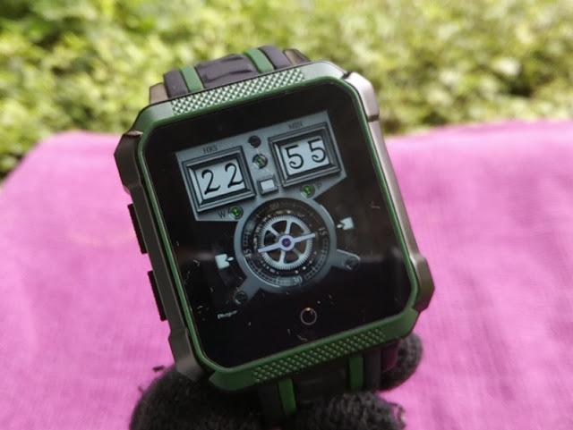 Microwear H7 4G Smartwatch Sport Fitness