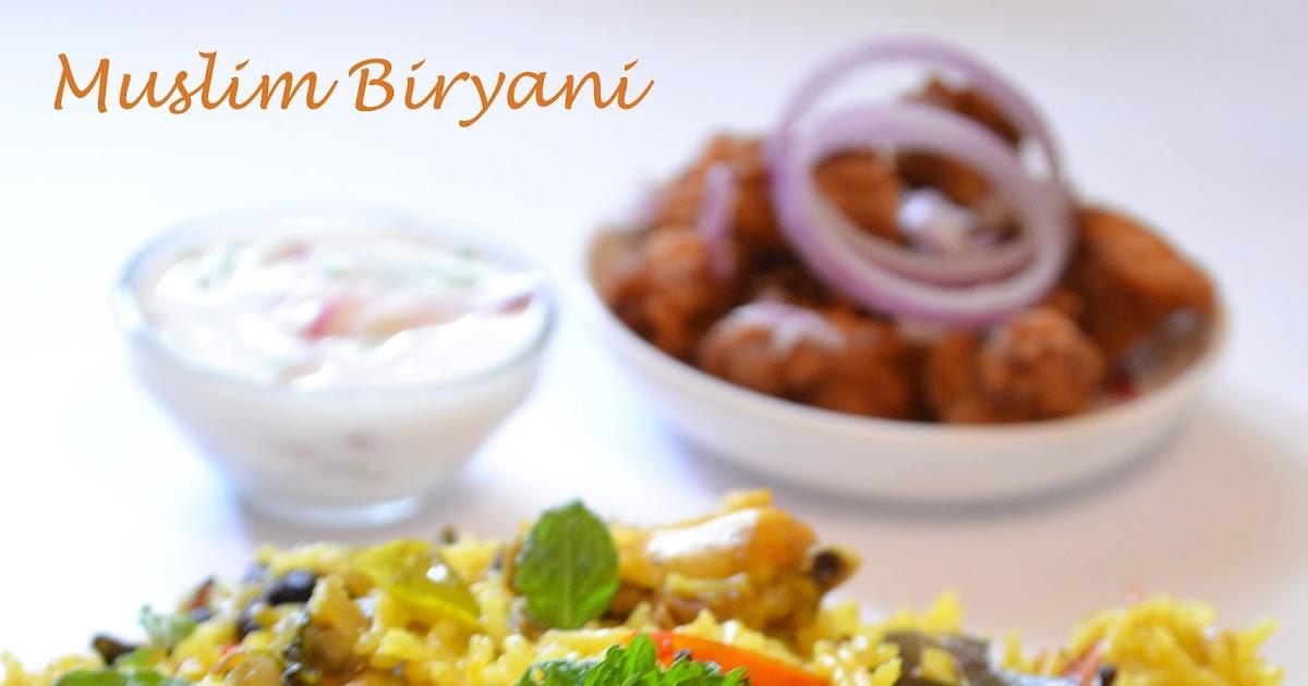 Muslim biryani how to make muslim biryani step by step forumfinder Choice Image