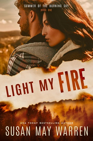 Heidi Reads... Light My Fire by Susan May Warren