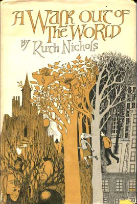 Cover of A Walk Out of the World by Ruth Nichols