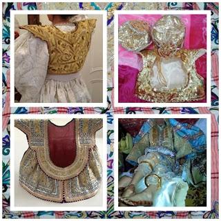 صور: اللباس التقليدي رفراف  لم   تشاهدها من قبل  لأول مرة على موقع costume traditionnel  RAFRAF PLAGE