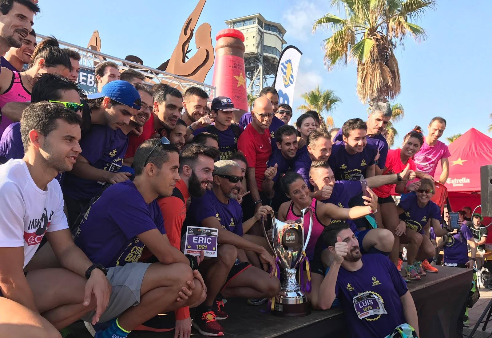 Sant Andreu logra la victoria CORREBARRI 2017