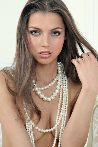 Cute Amateur Russian Model Valentina Kolesnikova Fergie Non Det Photo 1