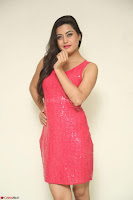 Shipra Gaur in Pink Short Micro Mini Tight Dress ~  Exclusive 092.JPG