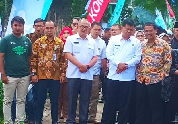 Bersama Pentani Milenial, Kementan Angkat Petani Bandung Barat Menuju Petani Mandiri