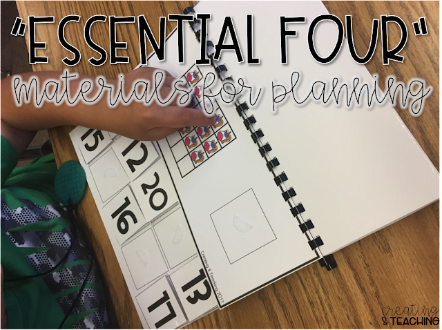 My {Essential} Four & How I Use Them
