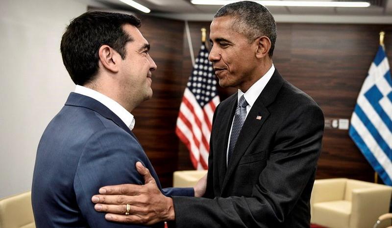 Ο Ομπάμα έρχεται στην Ελλάδα για να πουλήσει στον Τσίπρα TTIP για χρέος