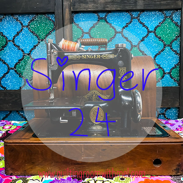 Learn more about the Singer 24-62