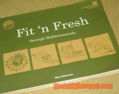 Buku Fit 'n Fresh Through Habbatussauda