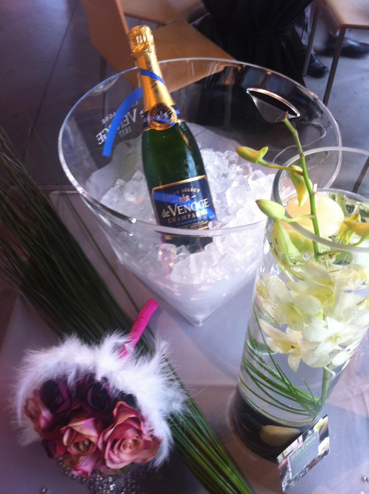 prévoir champagne mariage