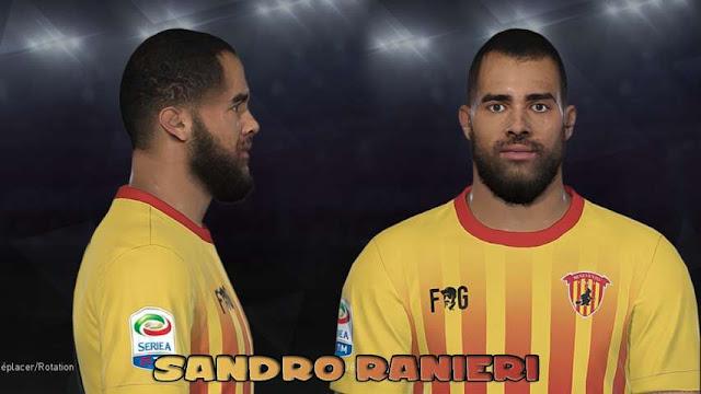 Sandro Ranieri Face PES 2018