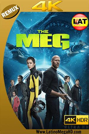Megalodón (2018) Latino Ultra HD BDRemux 2160P ()