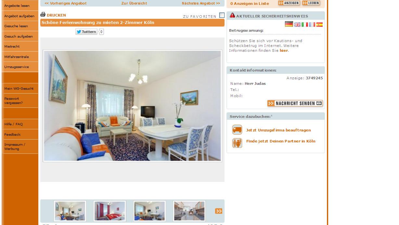 Augsburg Wohnung Mieten  Zimmer