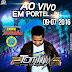 Cd (Ao Vivo) Dj Tom Mix no Guajara Club (Portel) Bloco Me Leva 09/07/2016