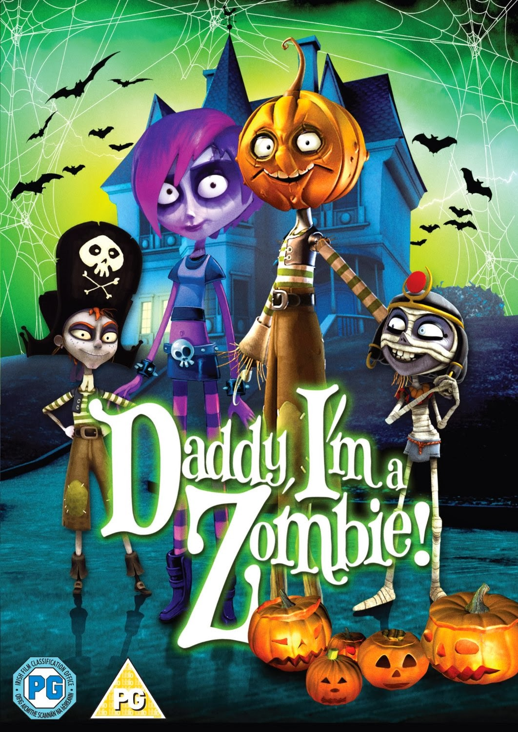 Daddy, I'm a Zombie (2011) BluRay