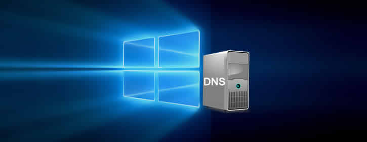 Configurar DNS no Windows 10