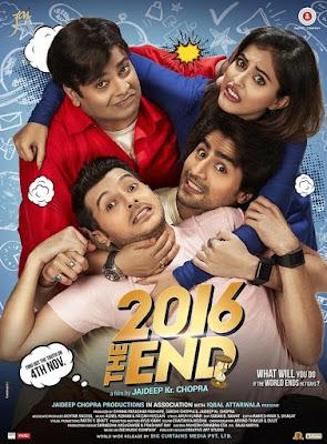 2016 The End (2017) Hindi 480p HDTV-Rip 350MB