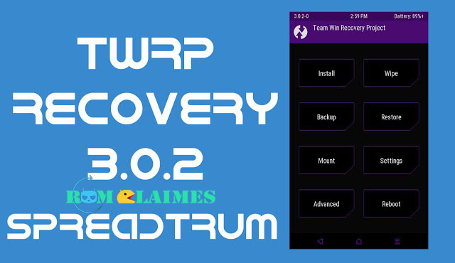 [RECOVERY] [BUGLESS] TWRP RECOVERY V3.0.2-0 FOR SC7731/SC8830/SC9830 AND HOW TO PORT IT
