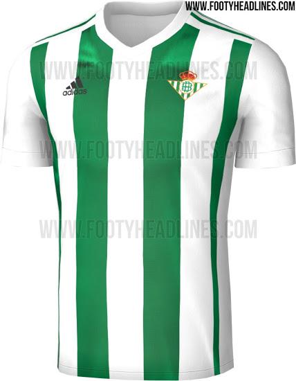 Camiseta Real Betis nuevo