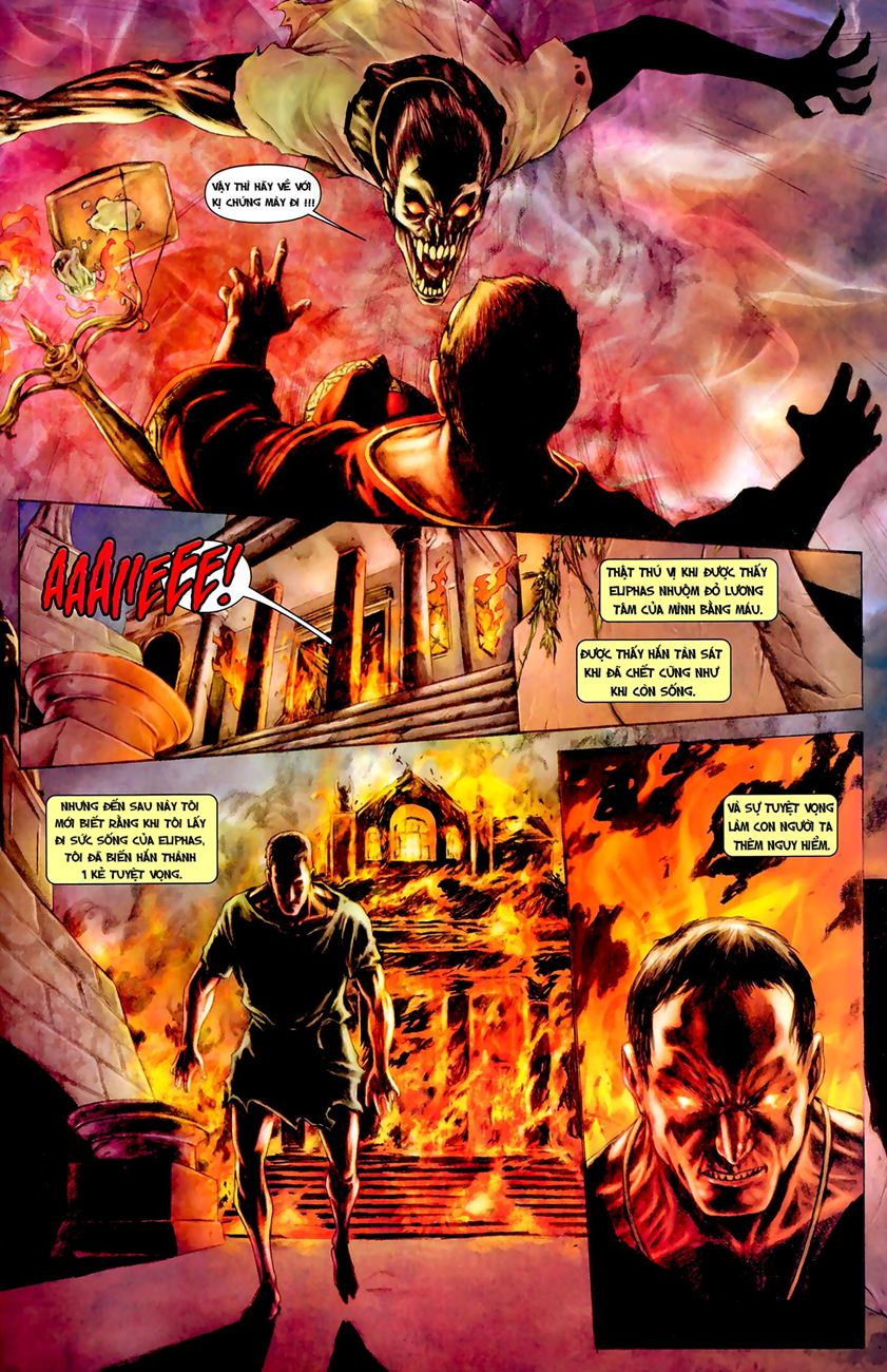 X-Men Necrosha chap 5 trang 38