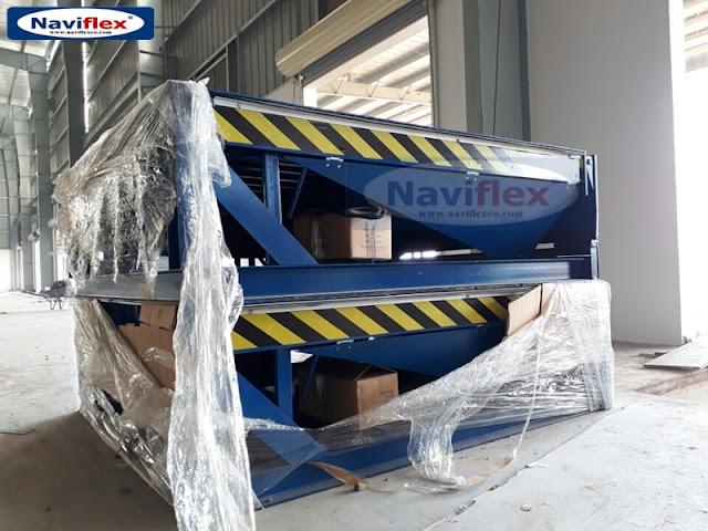 Dock leveler nhà máy Sam Sung Display tại Bắc Ninh-02